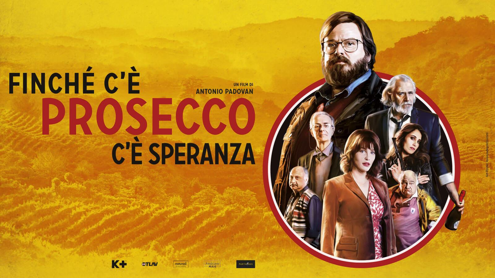 Week-end al Cinema - Finché c'è prosecco c'è speranza