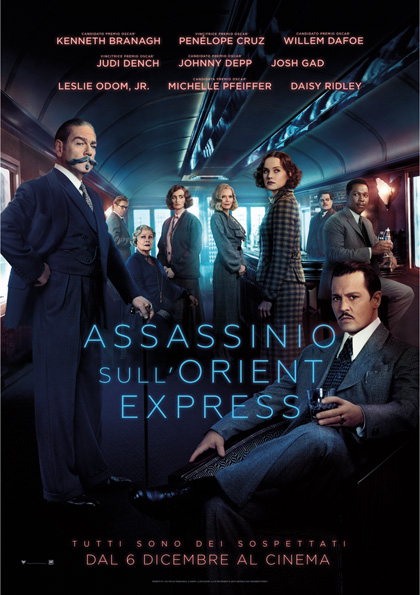 Week-end al Cinema - Assassinio Sull'Orient Express