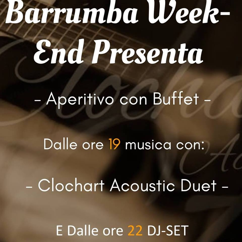 Barrumba week End