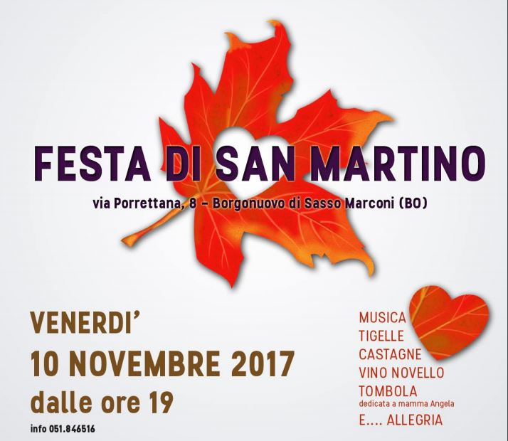 Festa di San Martino a Modiano