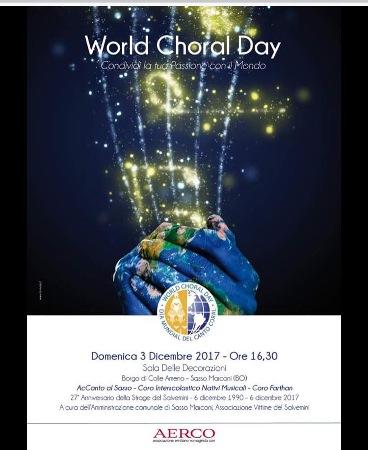 World Choral Day -Borgo di Colle Ameno