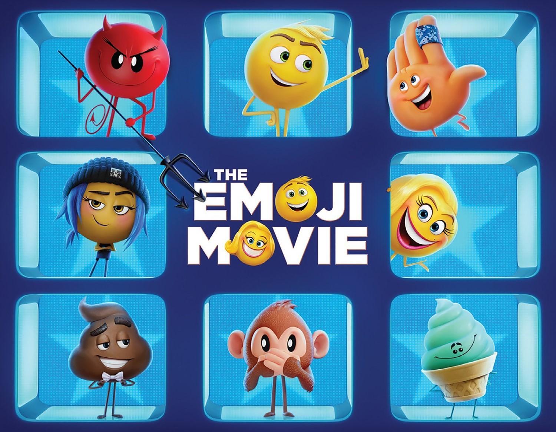 Cinema bimbi - Emoji - accendi le emozioni