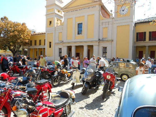 20° RADUNO interregionale di AUTO & MOTO D'EPOCA a Sasso Marconi