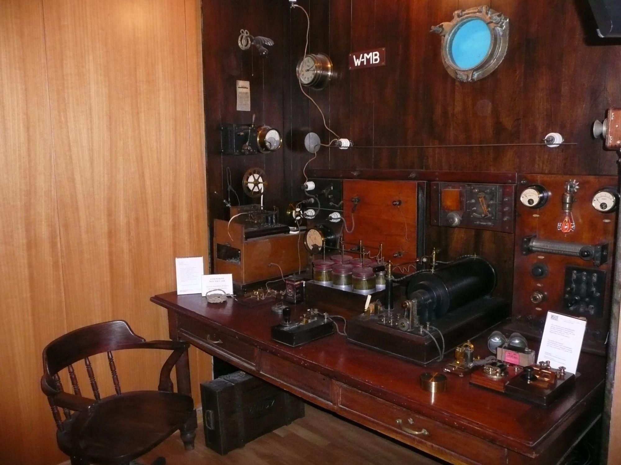 Museo Marconi -Visita guidata