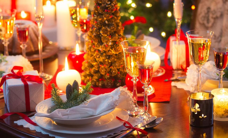 Pranzo di Natale all'Isola del Sasso