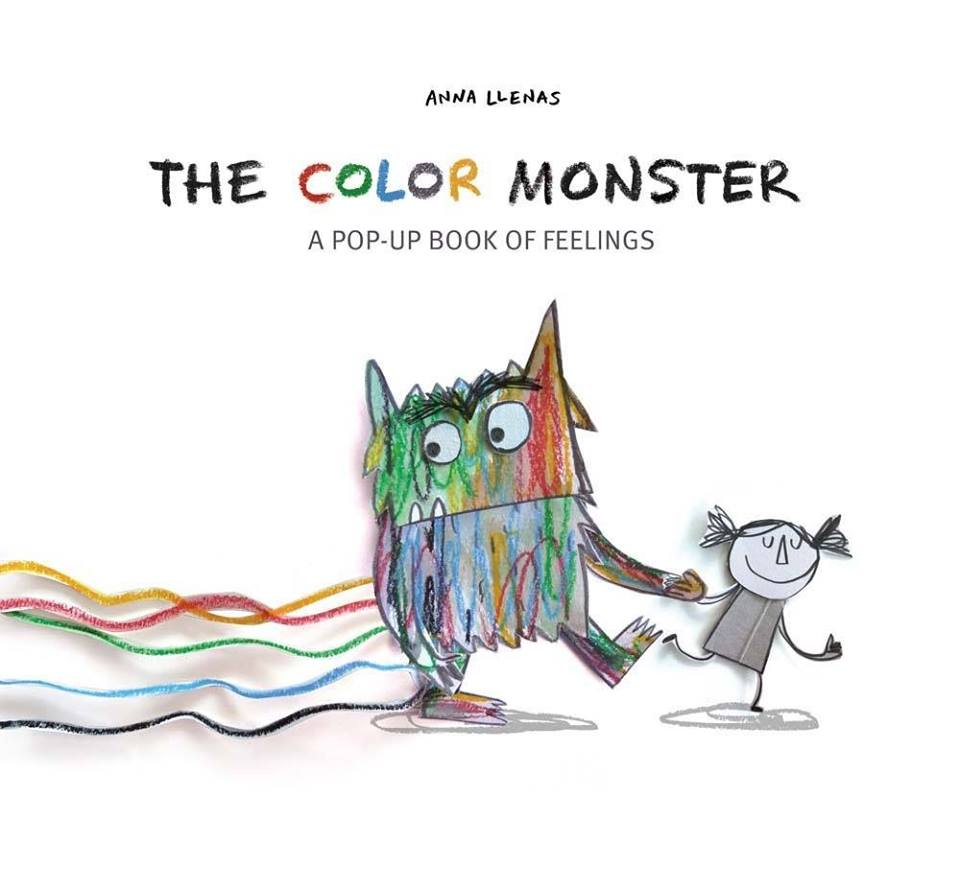 The Color Monster - Lettura animata con Laboratorio