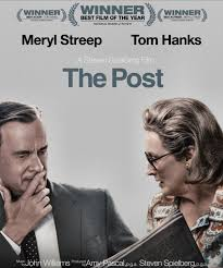 Weekend al cinema - The Post