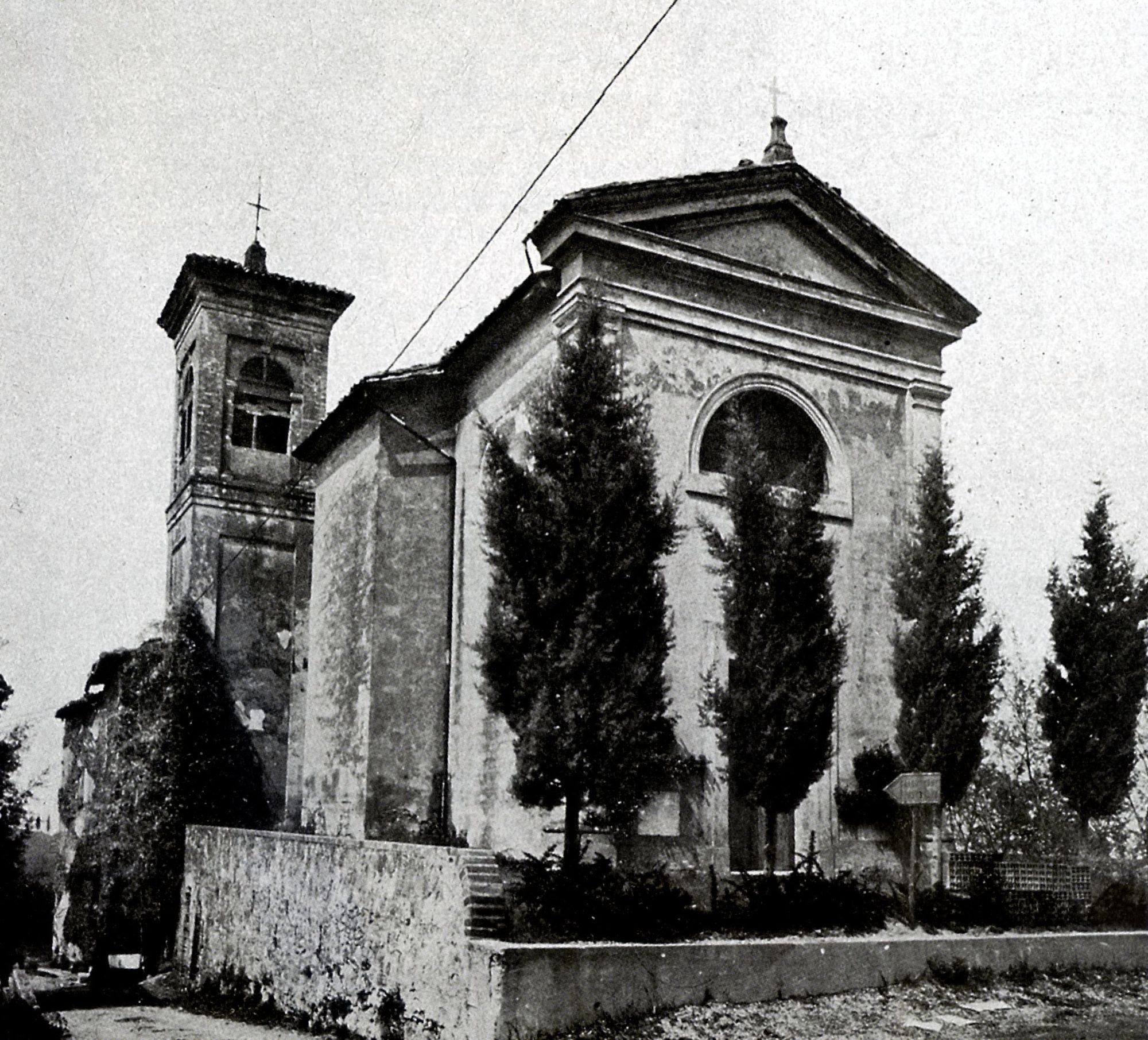 Escursione - Passeggiata tra le Chiese storiche di Sasso Marconi