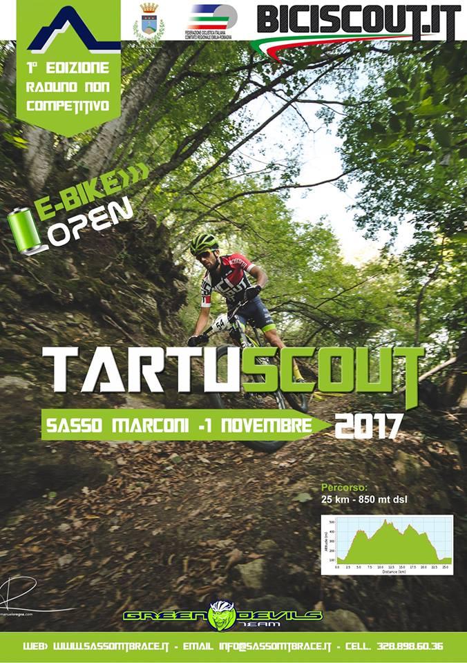 • Tartuscout 2017 - 1° raduno MTB non competitivo