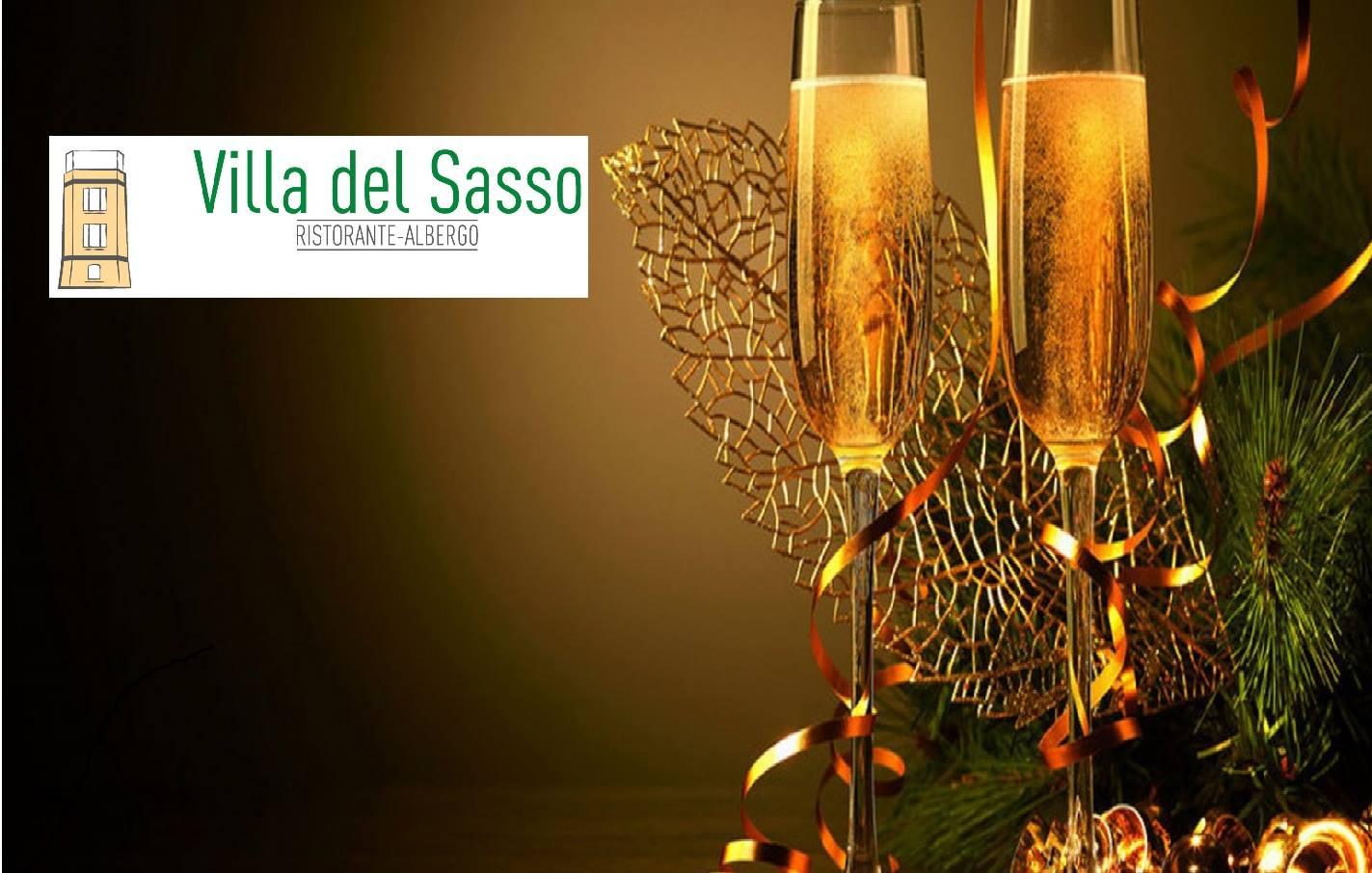 Villa del Sasso - Notte di Capodanno