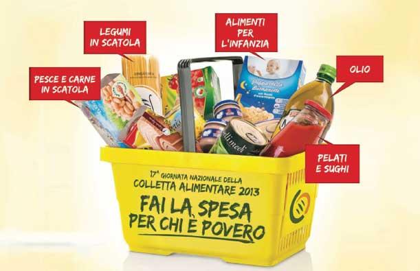 III Giornata della Raccolta Alimentarepromossa da Coop Alleanza 3.0