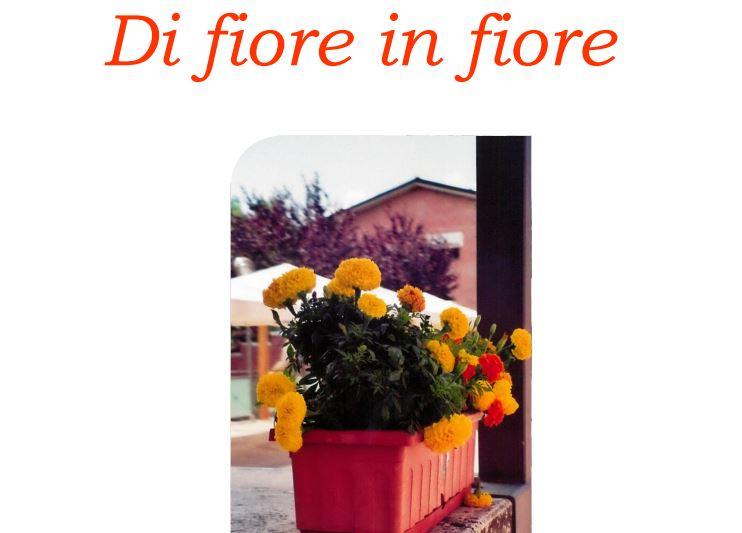 Invito alla presentazione della sillogeDi fiore in fiore