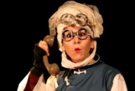 "Teatro bimbi -""Teatro del Piccione"" presenta: Escargot"