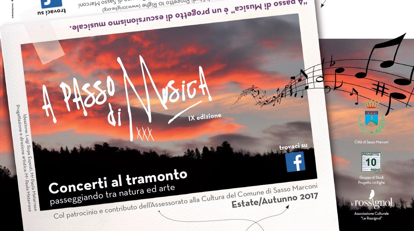 A passo di Musica - Borgo di Colle Ameno