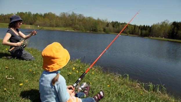 Gara di Pesca Sportiva Giovanile