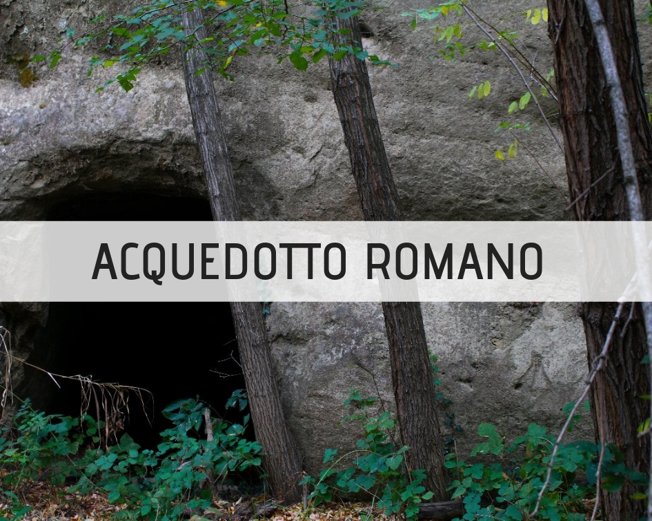 Visita speleo-archeologica all'acquedotto romano