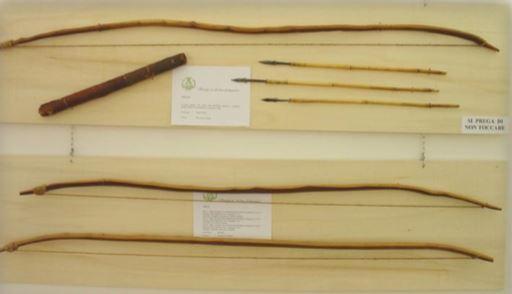 Inaugurazione mostra storica sull'arceria