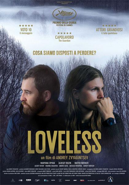 Persi da non Perdere, Giovedì d'essai - Loveless