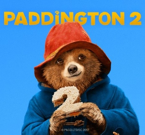 Cinema bimbi - Paddington 2