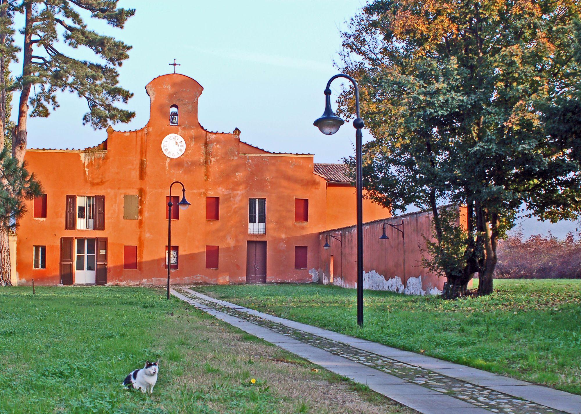 Visita Guidata al Borgo di Colle Ameno e All'Aula della Memoria