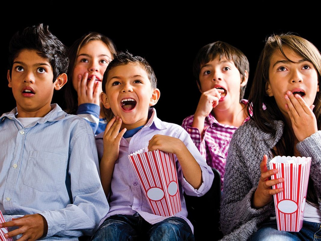Cinema bimbi -