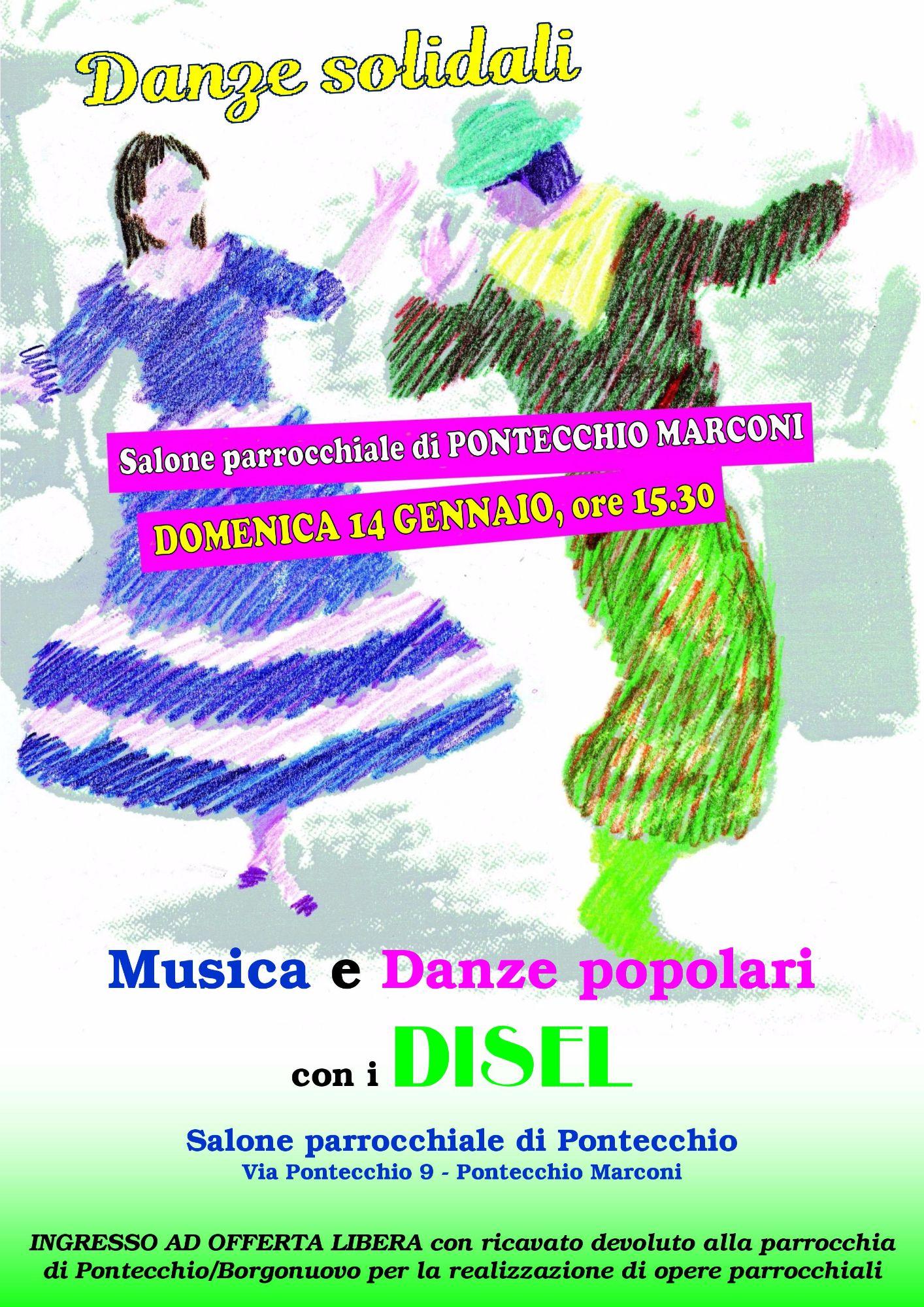 Danze Solidali