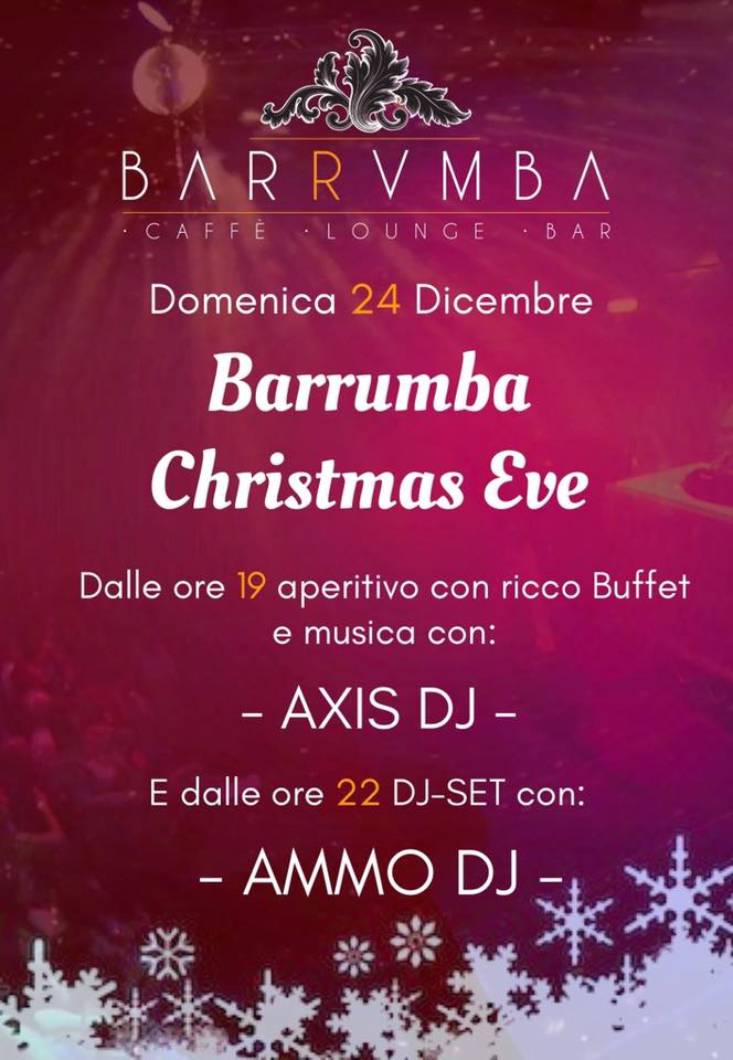 Christmas Eve al Barrumba