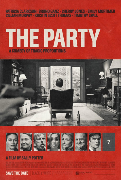 Persi da non perdere, Giovedì d'essai al cinema - The Party