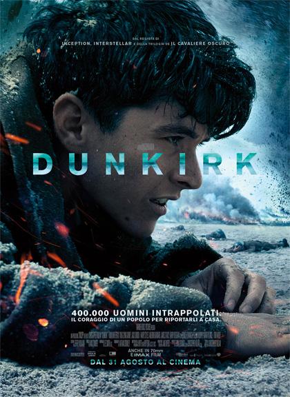 Persi da non perdere, Giovedì d'essai al cinema - Dunkirk