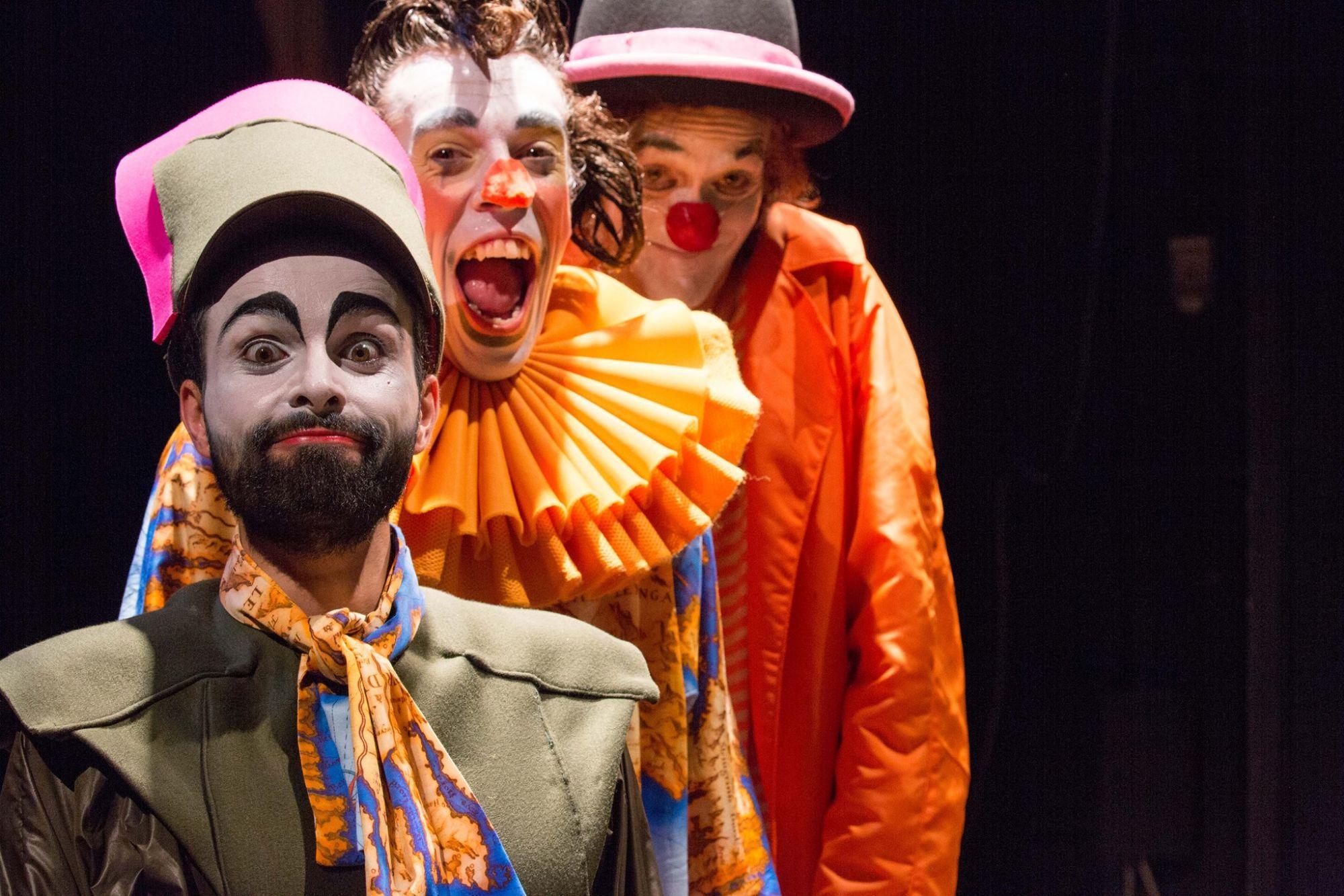 Teatro bimbi - Il Gol Perduto
