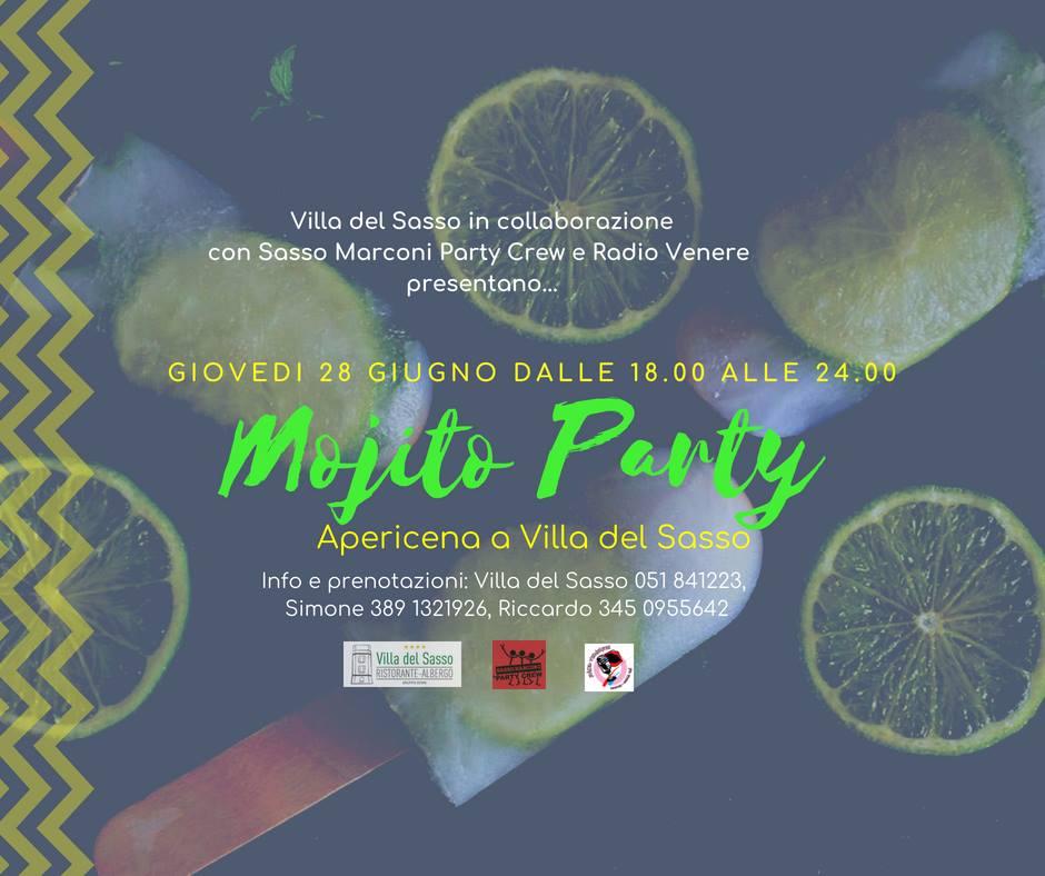 Mojito Party a Villa del Sasso