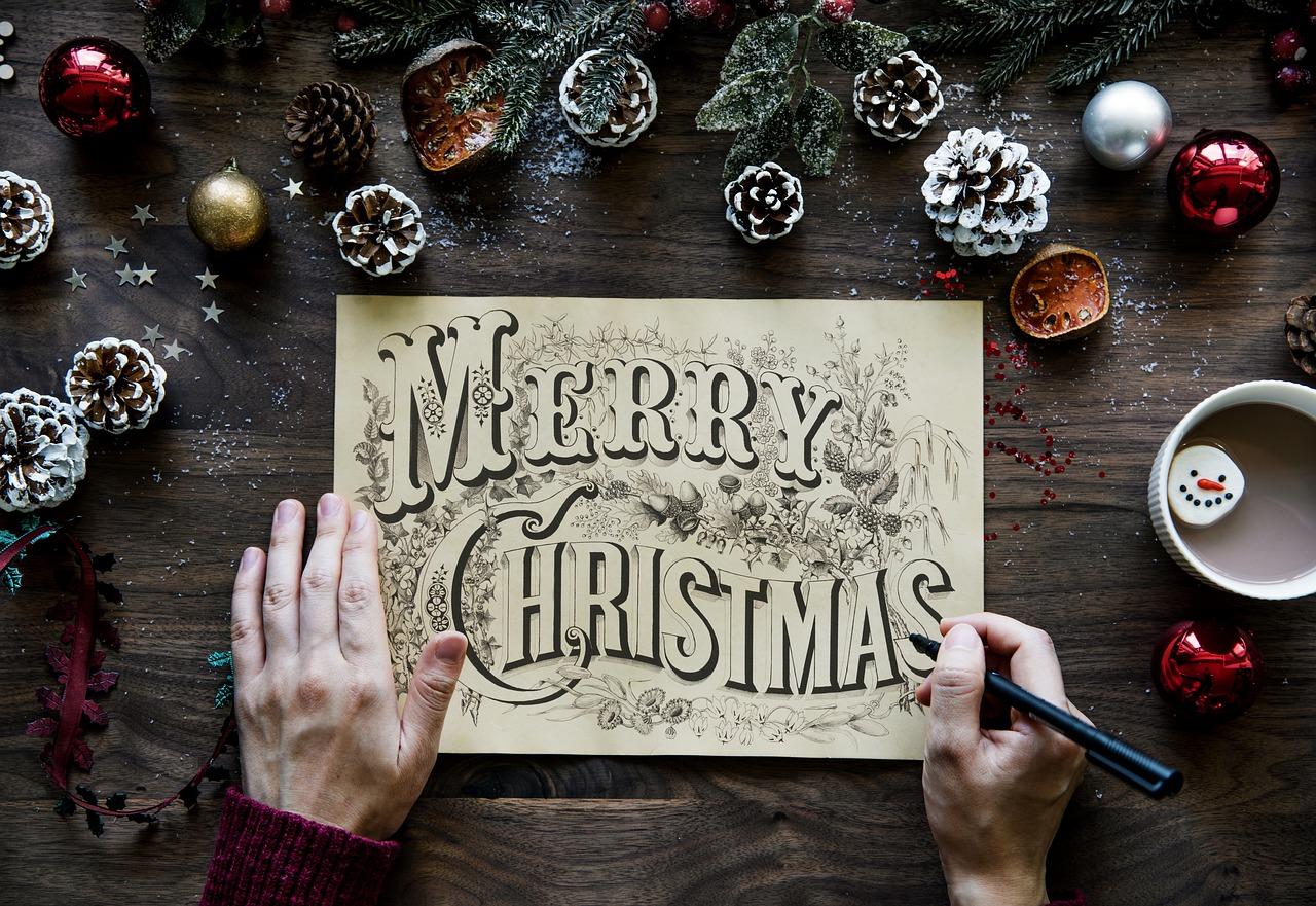 Il Pranzo di Natale all'Isola del Sasso