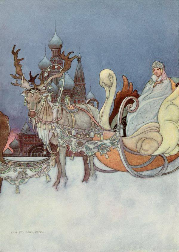 Lettura animata - La Regina delle Nevi
