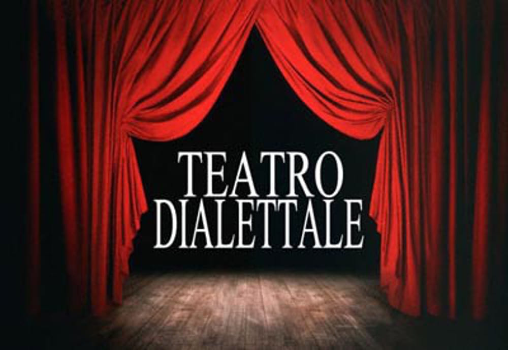 Teatro dialettale - Bruno Lanzarini in